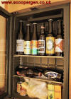 The best use for a minibar...